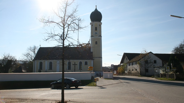 Kirche St. Leonhard in Weigendorf